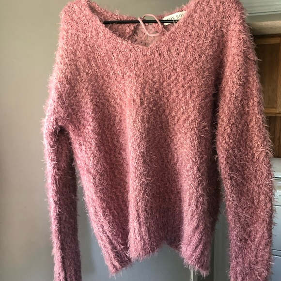 Knox Rose Sweaters - Pink sweater